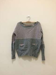 Knitted Crop Top #3x100 #under90