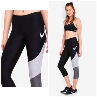 🚚 RTP$75 NWT Size S Women's Nike Power Crop Tights Leggings