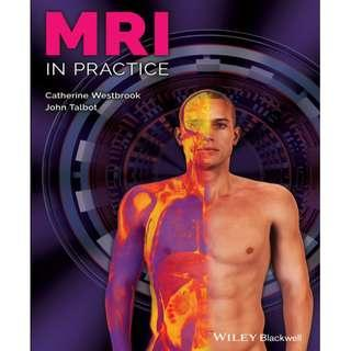 ( eBook Kedokteran ) MRI in Practice 5th Edition