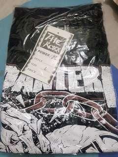 Pantera metal shirt