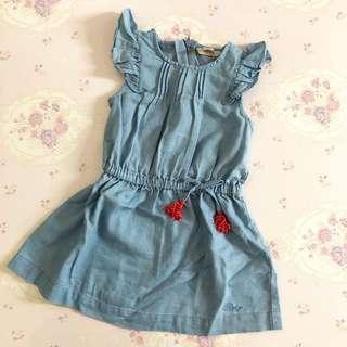Preloved Poney Blue Dress