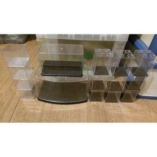 模型 display 盒
