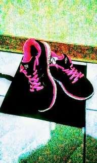 Fila Hypersplit 4 pink black running shoes
