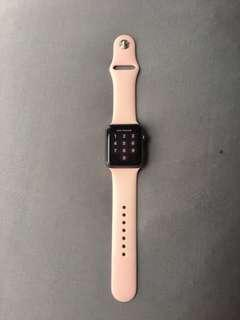 Apple Watch 42mm Black 7000 Series