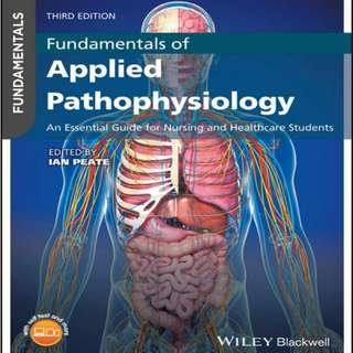 ( eBook Kedokteran ) Fundamentals of Applied Pathophysiology, 3rd Edition