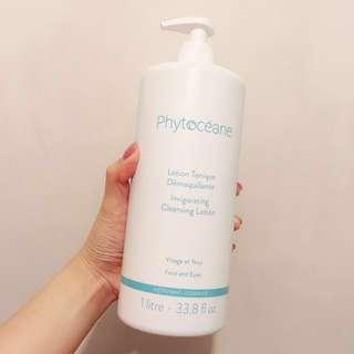 順豐到付 PHYTOCEANE Invigorating Cleansing Lotion 保濕爽膚海洋水 1L