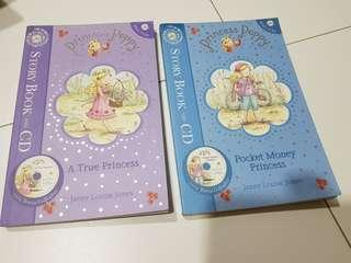 Preloved Princess Poppy with CD