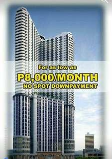 For investment high end condo along edsa