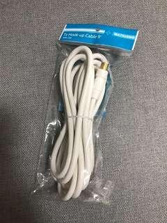 電視天線TV cable
