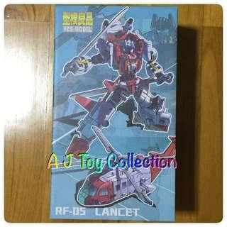 [ In Stock ] Transformers Yes Model YM-15 Helicopter