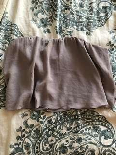 Aritzia tube top new with tags