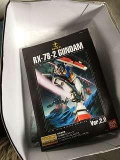 Gundam RX-78-2 Ver 2.0