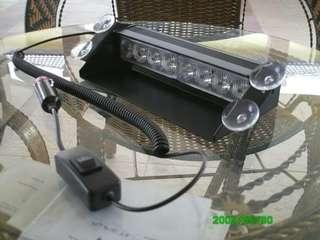 Led strobe light for convoy