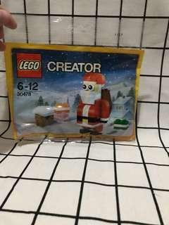Lego 30478 聖誕老人