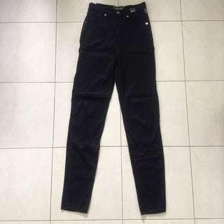 Authentic Versace high waisted black jeans #midsep50