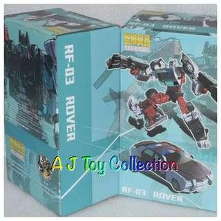 [ In Stock ] Transformers Yes Model YM-13 Rover