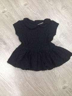 Next baby lace dress