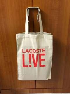 Lacoste Live Tote Bag