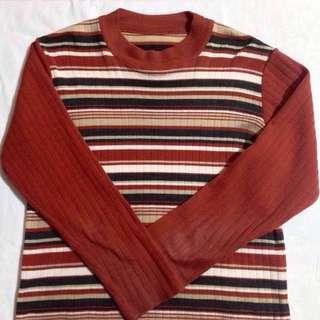 Vintage Retro Pullover