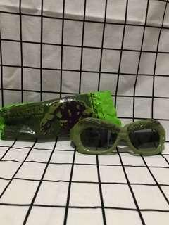 (限定)Marvel Avengers 3D眼鏡 Hulk 變型俠醫