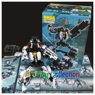 [ In stock ] Transformers Yes Model YM-14 RF04 Axle