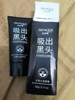Masker black BIOAQUA original