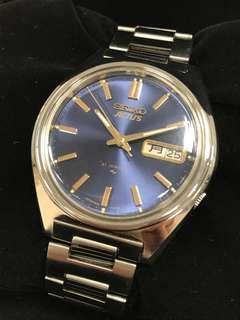 Vintage Seiko Actus 7019-8010