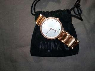 MiMCO womans watch (Rose Gold)