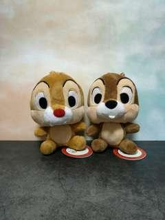 Disney chip and dale plushies sale