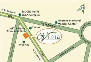 Unit for lease in Quezon City - Vinia Residences