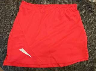 Brand new skort for badminton/table tennis