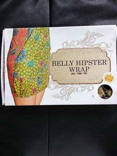 BN AllTenTic Belly Hipster Wrap L