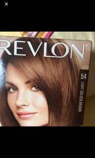 Revlon - silky silk hair color /code 54