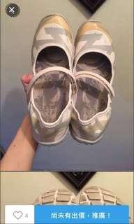🚚 八五成新23.5/24號愛迪達運動鞋