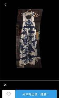 🚚 全新ML尺寸美國laungry渡假洋裝