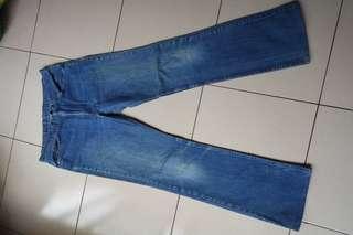 🚚 (降價🔽)32腰Levis復古早期牛仔褲 ~194
