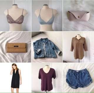 Check out the closet 😊💕