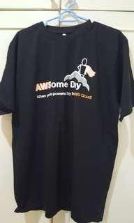 AWS AWSome day t-shirt