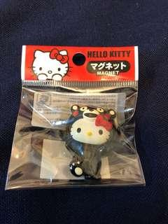 Hello Kitty x Kumamon Magnet | Hello Kitty x 熊本熊磁石