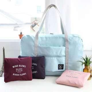 ICONIC – Folding Carry Bag / Foldable Fabric Duffle Bag