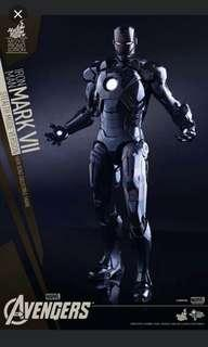 Hot Toys Mark 7 Stealth Mode 1/6