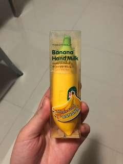 GENUINE TonyMoly Banana Hand Cream