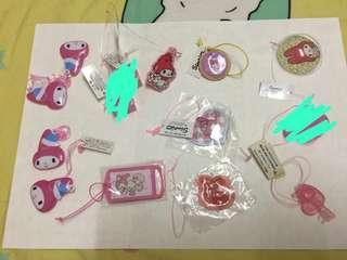 Sanrio my melody (  每一個 $8 )