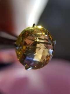 黃水晶 天然 5.26ct