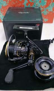 D.A.M Fishing reel
