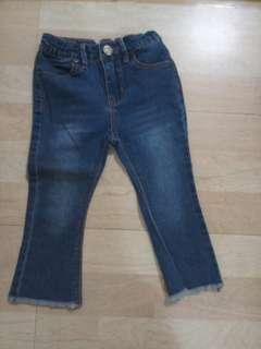 Jeans for girls 1-2 years