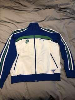 "🚚 Adidas track Jacket ""Pistol"" Pete old school Size Medium"