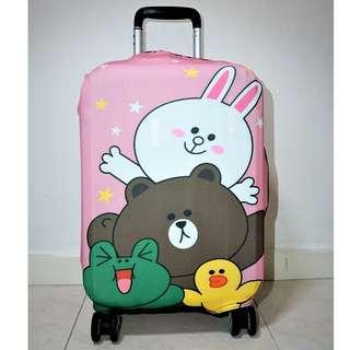 Luggage Cover - Line Friends