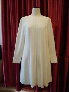 Ted Baker Caara Pleat Dress