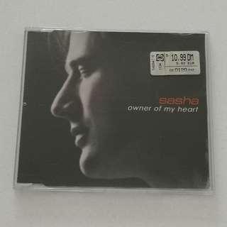 Sasha CD
